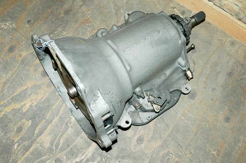 Jeep-Chrysler 999/904 transmission is similar to 30RH and 32RH design