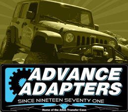 Click here for direct access to the Advance Adapters website!