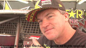 Rob MacCachren finished on the podium at the 2013 Baja 1000!