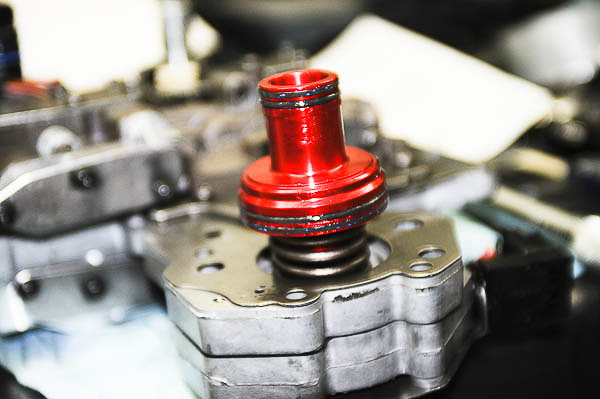 See the Automatic Transmission Workshop and Q&A section for RH/RE insights!
