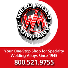 Click on logo for direct access to the Weld Mold Company website!